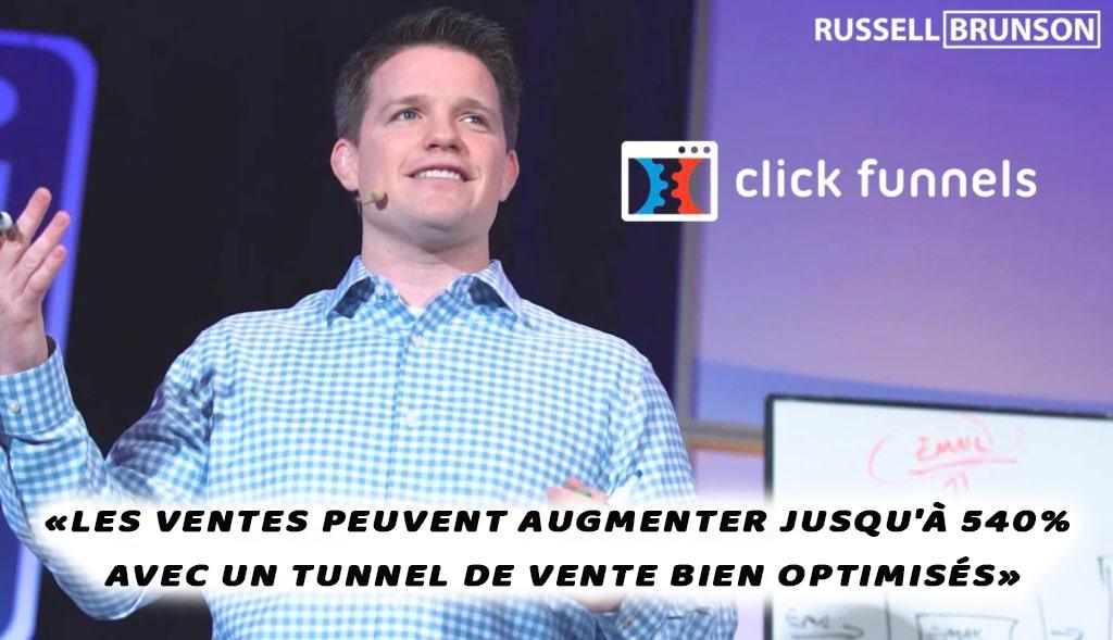 tunnels de ventes