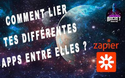 Connecter différents site entre eux avec Zapier