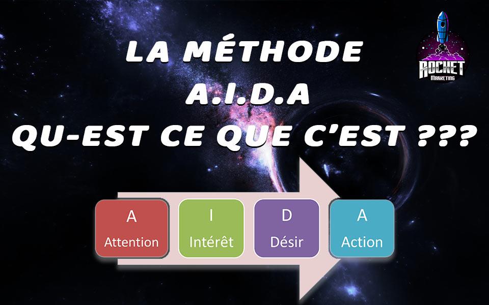 La méthode AIDA – Qu'est ce que c'est ?