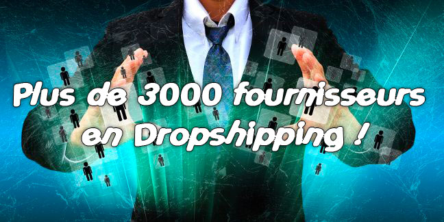 liste fournisseurs dropshipping