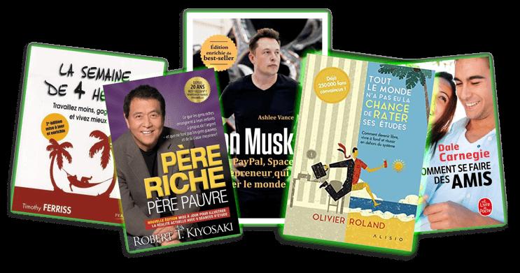 livres audio offert